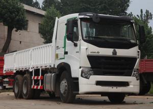 China 10 Wheels Heavy Cargo Truck 5800mm Wheel Base RHD A7-W Cab Cabin on sale