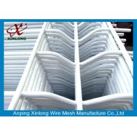 China Eco Friendly Galvanized Welded Wire Fabric , Welded Steel Mesh Panels XJF-01 on sale