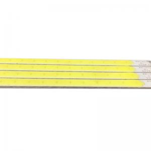 China 156 Chips Warm White SMD COB 1000lm Rigid LED Strip Lights on sale