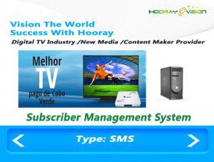 DVB Conditional Access Software Digital TV Subscriber Management - Online invoice dtv