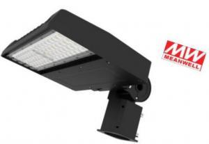 China Super Bright 120 Watt Led Parking Lot Lights , 6000k Led Shoebox Light 120lm / Watt on sale