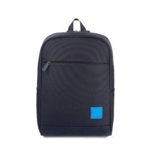 China All Black Custom Logo Backpacks , Mens Backpacks With Laptop Compartment on sale