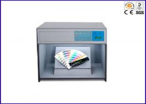China Automatic Color Assessment Textile Testing Equipment For Textile Fabric Test on sale