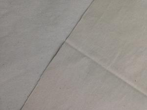 China Environment Friendly Plain Organic Cotton Fabric Antiallergic for Baby Toys 21Ne * 21Ne on sale