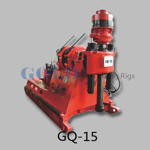 China top drive drilling rig GQ-15 water well drilling rig strong structure on sale