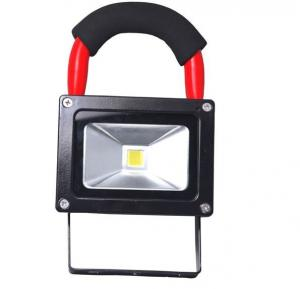 China Heatproof Portable IP65 Rechargeable LED Floodlight With CE,Rohs, SAA certified on sale