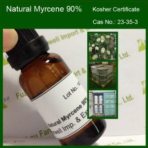 China Natural Myrcene 90% min on sale