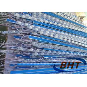 China High Brightness Waterproof Led Light Bar 1 Meter Length Aerospace Aluminum Board on sale