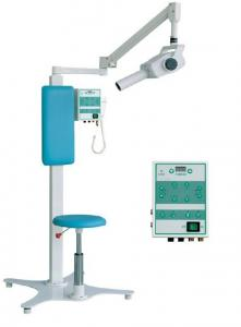 China Orthodontic Dental Chair Equipment X - Ray Unit Portable 220V 50/60HZ Stainless Steel on sale