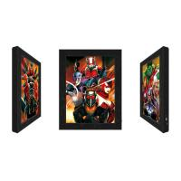 China Outdoor LED 3D Lenticular Light Box,Led Lenticular Light Box With Marvel Movie Character Design on sale