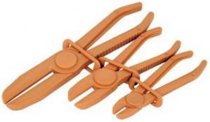 China 3PCS Flexible Hose Clamp Set on sale