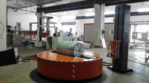 China Stable Performance Automatic Stretch Wrap Machine With Soft Start And Stop on sale