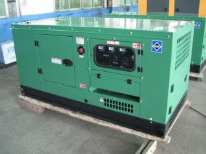 China 25kva Small Kubota Diesel Generator 220V , Three Phase 4 Wire Diesel Generator with Low Noise on sale