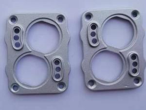 China Aluminium Alloy Metal Products EL ZINC Alloy For Bag / Mold Metal Parts on sale