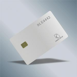 China Contact Memory Cards,SLE contact smart card suppliers,AT24C1 smart card on sale
