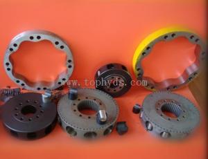 China MS 11/18/50 Poclain hydraulic piston motor on sale