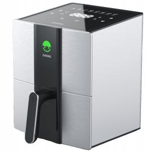 China 4.0L Capacity Digital Oil Less Fryer Safe Operation For Healthy Oil Free Cooking on sale
