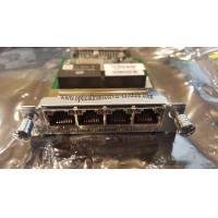 China Modules faits sur commande HWIC-4T de réseau de Cisco de routeur avec des indicateurs de conn. on sale