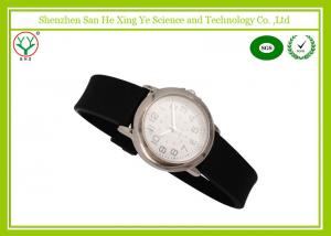 China Custom 22MM Black Silicone Strap Watches For Boys Japan Movement 42*30*40cm on sale