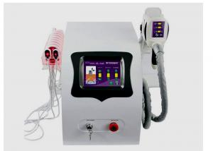 China Portable Slimming Machine Cryolipolysis Zerona Lipo Laser Cavitation RF on sale