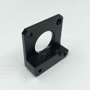 China Rapid Cnc Precision Machining , Cnc Milling Components Anodizing Black Surface on sale