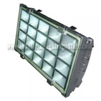 China 100W 10000 Lumen Gas Station LED Canopy Light 60Hz , 36V LED Commercial Lighting Fixtures on sale