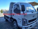 Yunei Engine 104hp FAW Jiefang CA3040 mini dump truck with 4M3 body capacity