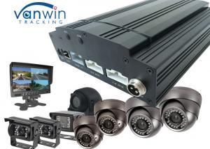 China h 264 Full D1 reset password 8 channel Car dvr camera security system with Good Quality on sale