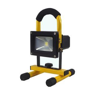 China Portable Rechargeable LED Flood Light COB Bridgelux LED Source Lithium Battery on sale