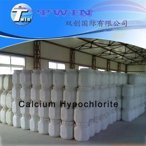 Quality 65% purity Calcium Hypochlorite (Calcium process) CAS number 7778-54-3 for sale