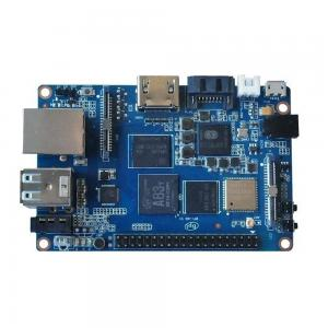 China Buy banana pi M3 octa core single board computer odroid / raspberry pi zero single board computer on sale