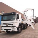 37/45T Container Side Loader Trailer 20/40Ft Side Lifter Truck Trailer for Sale Price