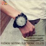 Men watch movement watch quartz Wrist Watch  suitable for climbing and outdoor sorts fo r men customLOGO cool style