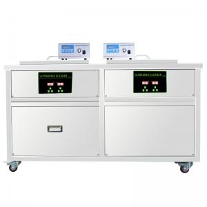 China Air Filter DPF Cleaning Machine Ultrasonic Cleaning Equipment To Clean 20 Units Each Round on sale
