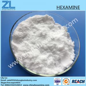 China White crysatlline powder urotropine with cas 100-97-0 on sale