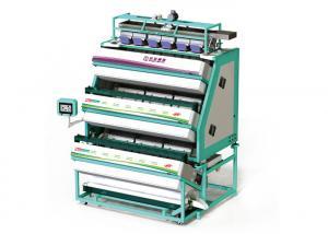 China Shrimp Belt Tea Colour Sorter Machine Seafood Shrimp Separate Machine on sale