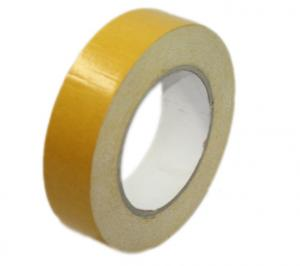 quality hot melt 300mic self adhesive double sided carpet cloth tape for exhibition carpet fixing for