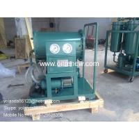 Dirty Fuel Diesel oil Gasoline Light Oil Purifier, Oil Purifying Machine TYB