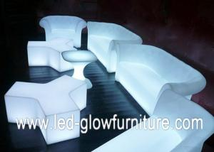 China Shinning Angel Double LED Sofa for outdoor garden , led lighted furniture on sale