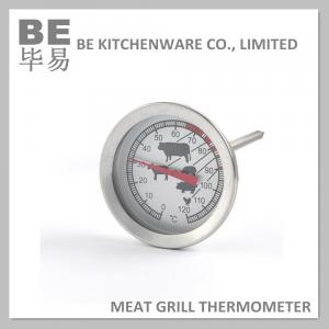Quality Instant Read Mechanical Microwave Meat Thermometer For