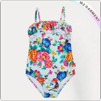 China Kids Tube Tank Swimsuit on sale