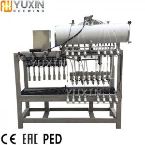 China pub/bar/hotel Beer Bottling Machine Filling-Sealing Equipment for sale on sale