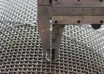 Customized Stainless Steel Wire Cloth , High Carbon / Steel Stainless Steel Hardware Cloth
