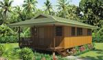Cyclone proof, Australian Standard Light Steel Framing Wooden Bungalow