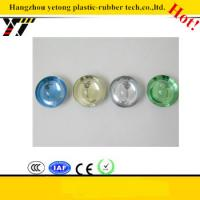 100mm traffic roadway safety glass road stud crystal glass road stud cat eye