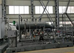China Oil Gas Water Separator Skid Mounted Natural Gas Equipment on sale