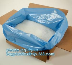 China Food Grade Bag: Low Density Poly Liners, Insulated Foil Bubble Box Liners for Cold Shipping, Poly Gaylord Liners from Li on sale