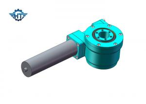 China SE1 Worm Drive Small Slew Drive With 24VDC Motor Use In Solar Energy And Industrial on sale