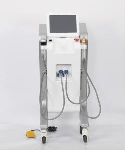 China 5Mhz RF microneedle equipment with invasive and non-invasive handles beauty machine on sale