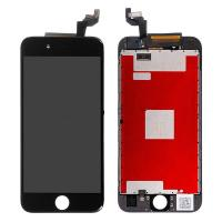 For OEM Original Apple iPhone 6S LCD Screen and Digitizer Assembly with Frame - Black - Grade A+